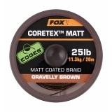 FOX EDGES Coretex Matt Gravelly Brown 15lb