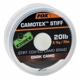 FOX EDGES Camotex Dark Stiff 20lb