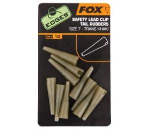 Fox - Edges Lead Clip Tail Rubbers