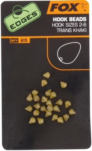 Fox Edges Hook Beads Hook Sizes 7-10