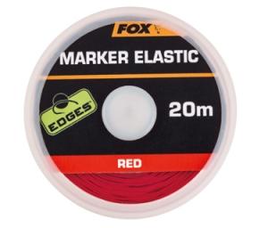 Fox - Edges Marker Elastic 20m Pink