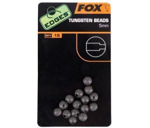 Fox - Edges Tungsten Beads