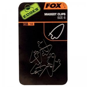 Edges Maggot Clips Size 6