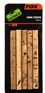 Fox Edges Cork Sticks 6mm