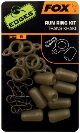 Edges Run Ring Kit Trans Khaki