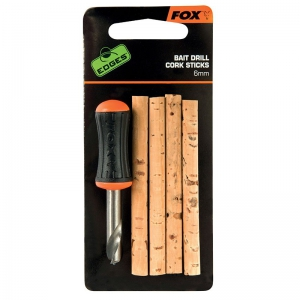 Fox Edges Bait Drill & Kork Sticks