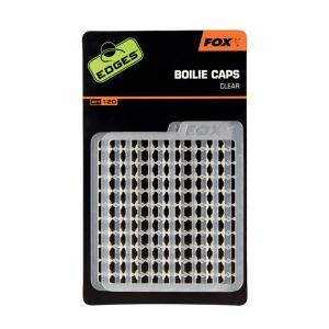 Fox Edges Boilie Caps Clear