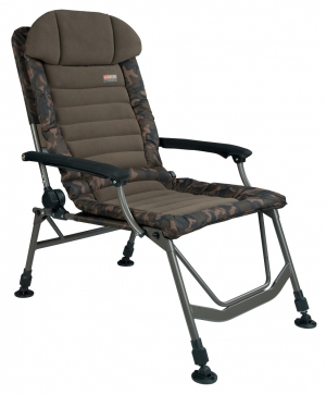 Fox Camo FX Supa Recliner Chair