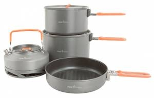 Fox Cookware Large Set 4 Teile