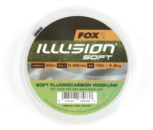 Fox - Illusion Soft 20m 10lb 4,6kg