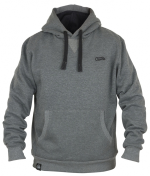 Fox CHUNK Ribbed Hoody - Grey