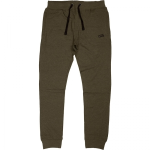 Fox Chunk Zipped Joggers Khaki