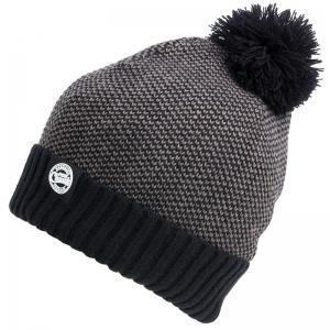FOX Chunk Bobble Hat - Grey/Black Marl Bobble