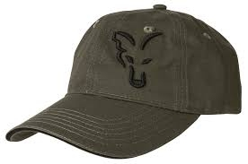 Fox Baseball Cap Green/Black
