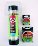 Fox PVA Mesh -  Wide Funnel & Plunger System 10m - Heavy