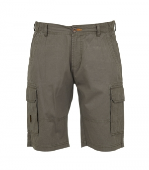 Fox Chunk Heavy Twill Cargo Shorts Grey