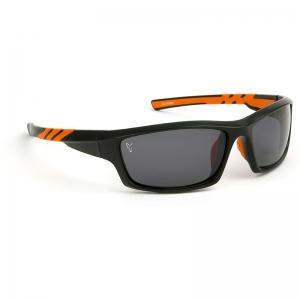 Fox Wraps Black Orange