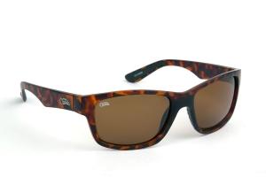 Fox Chunk Sunglasses Tortoise Brown