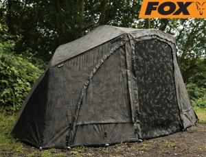 Fox Ultra 60 Brolly Ventec Ripstop System Camo