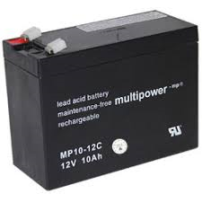 Multipower Blei-Gel Akku MP10-12C