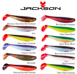 Jackson The Shad Special Flavour 12,5cm