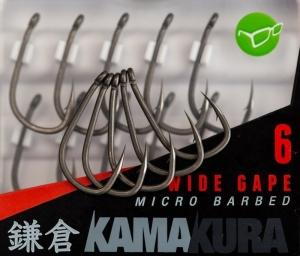 Korda Kamakura Wide Gape Barbless