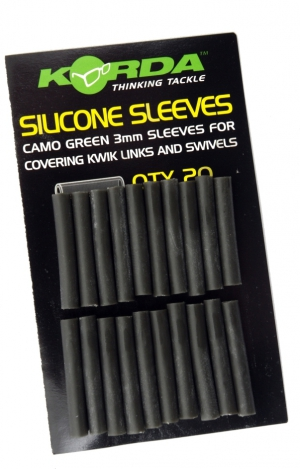 Korda - Silicone Sleeves