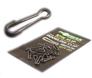 Korda Hooklink clip medium