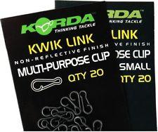 Korda XS Small Kwik Link Black