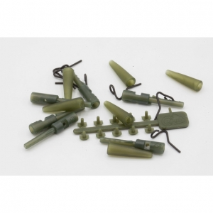 Carpleads Metal Lead Clip 6er Session Pack