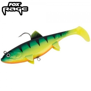 Fox Rage Wobble Replicant Fire Tiger 14cm 55gr