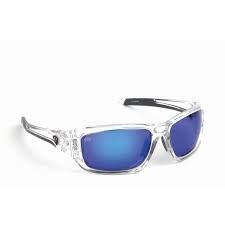 Fox Rage Sunglasses trans mirror blue