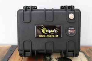 Rigbee Ladestation 17,5Ah LiFePo4 inkl. Ladegerät