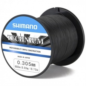 Shimano Technium 0,28mm 1250m 7,5kg
