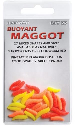 Drennan Buovant Maggot fluorescent